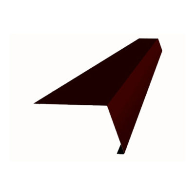 Планка карнизная/капельник 100*65