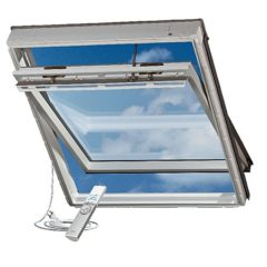 Окно мансардное влагостойкое Velux GGU Integra 0073 белое «Люкс»