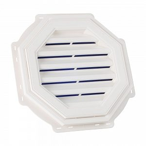 Окно вентиляционное восьмиугольное Mid-America (457 – 559 мм)