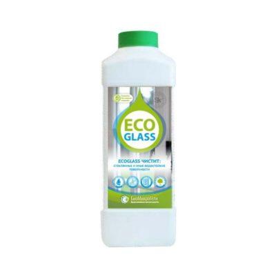 Средство для стеклянных поверхностей • EcoGlass