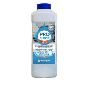 Щелочное средство для машинной мойки полов • ProFloor pH12