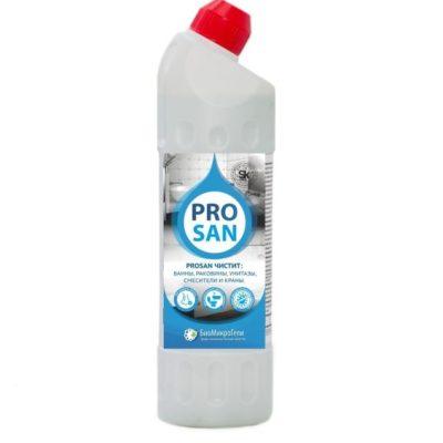 Средство для чистки сантехники • ProSan