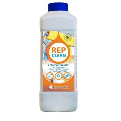 Средство для уборки после строительных и ремонтных работ • RepClean