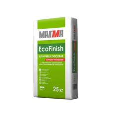 Гипсовая шпатлевка МАГМА «EcoFinish»