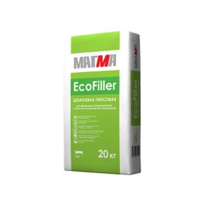 Гипсовая шпатлевка МАГМА «EcoFiller»
