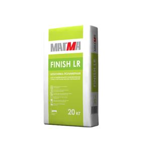 Полимерная шпатлёвка МАГМА «FINISH LR»