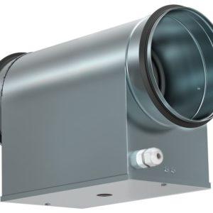 Электрический нагреватель для круглого канала EHC 200-6,0/3