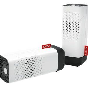 Ионизатор-аромадиффузор воздуха BONECO P50 цвет: белый/white