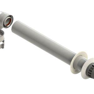 Комплект коаксиальный диам. 60/100L (Bx) RTF11.004