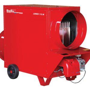 Теплогенератор мобильный дизельный Ballu-Biemmedue Arcotherm JUMBO 115 M oil
