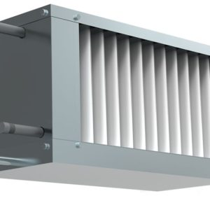 Водяной охладитель для прямоугольных каналов WHR-W 700*400-3