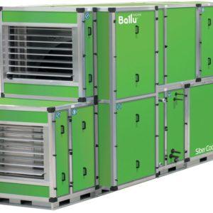 Установка приточная Ballu Machine EcoLine 20 (L= 60000-140000 м3/ч, Pсв=300 Па)