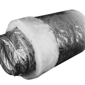 Воздуховод теплоизолированный Ballu Machine ISOBFA 102 мм х 10 м