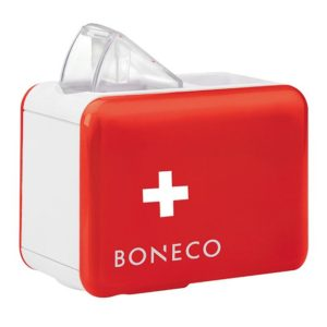 Ультразвуковой увлажнитель воздуха AOS U7146 / цвет: Swiss Red Special Edition