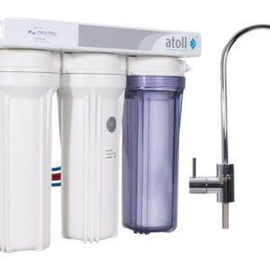 Фильтр проточный питьевой ATOLL D-31i STD