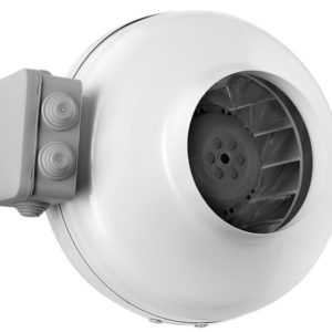 Вентилятор канальный круглый Shuft CFs 160S