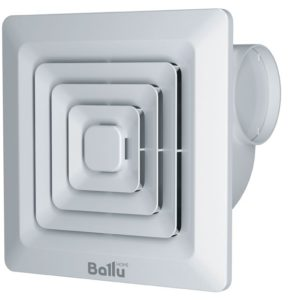Вентилятор вытяжной Ballu Fort Quadro-1 FQ1-250