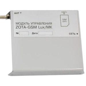 Модуль управления ZOTA GSM Pellet