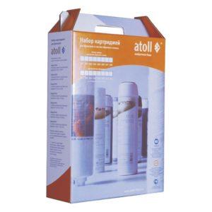 Набор фильтрэлементов ATOLL №201 Патриот (для A-450 Патриот)