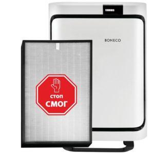 Очиститель воздуха Boneco P400 + доп. фильтр Allergy filter