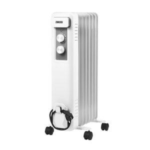 Радиатор масляный Zanussi Casa ZOH/CS – 07W 1500W (7 секций)